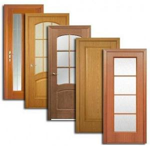 Двери, дверные блоки Тюхтета