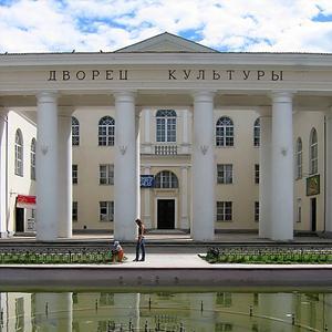 Дворцы и дома культуры Тюхтета