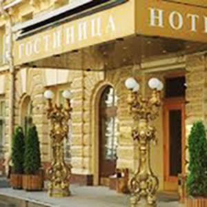 Гостиницы Тюхтета