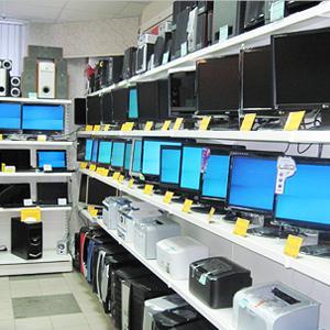 Компьютерные магазины Тюхтета