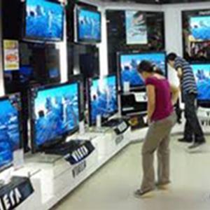 Магазины электроники Тюхтета