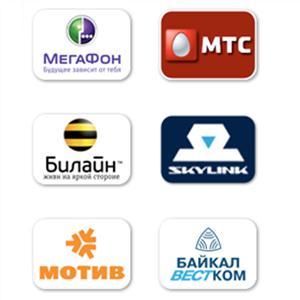 Операторы сотовой связи Тюхтета