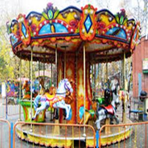 Парки культуры и отдыха Тюхтета