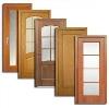 Двери, дверные блоки в Тюхтете