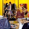 Магазины одежды и обуви в Тюхтете