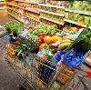 Магазины продуктов в Тюхтете