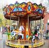 Парки культуры и отдыха в Тюхтете
