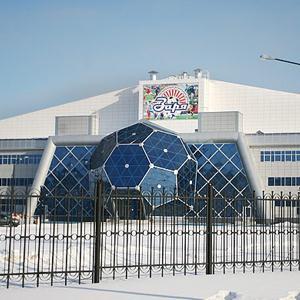 Спортивные комплексы Тюхтета